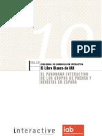 Volumen 10 del  Libro Blanco