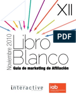 Volumen 12 del Libro Blanco Marketing Afiliacion
