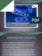 Biological Agents(Mutalib)