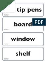 Class labels