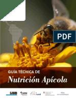 PyME Rural. Guia Tecnica de Nutricion Apicola