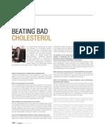 Beating Bad Cholesterol