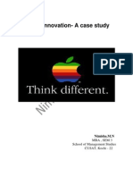 case study on Apple by Nimisha Nandan