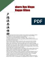 Togakure Ryu Ninpo Happo Hiken