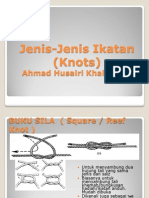 35110085 Jenis Jenis Ikatan Knots