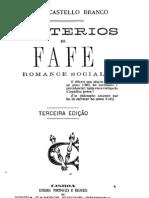 Mistérios de Fafe, de Camilo Castelo Branco