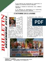 Bulletin Uis Dec 2012