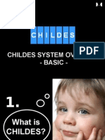 CHILDES System Overview