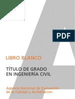 Libro blanco ingenieria civil