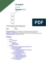 Transactional Analysis Wiki