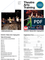 TAT Academic Year Brochure