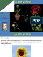 high school biology - fisiologia vegetal