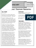 kindergartennewsletter