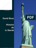 David Boaz - Histoire de la liberté