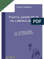 Faut-il avoir peur du libéralisme