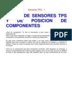 Sensores TPS