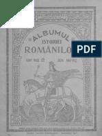 Albumul Istoriei romanilor