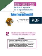 Higiene y Seguridad Industrial II
