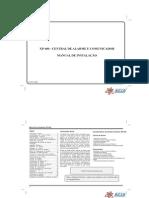 manual de instalação xp400
