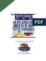 13051860 o Plano de Deus e Os Vencedores Watchman Nee