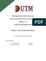 Project Jig & Fixture UTM