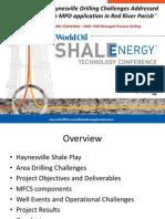 ShaleTech 2011 Presentation
