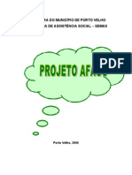 CARTILHA  Projeto Afago
