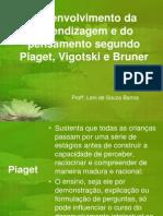 4 Piaget, Vigotski e Bruner