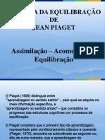 2 Teoria da Equilibração de Piaget