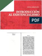 Abbagnano, Nicola - Introducción al Existencialismo