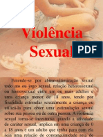 Violência Sexual. MILTON