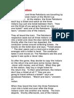Pakistanis 1
