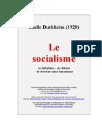 durkheim-le-socialisme