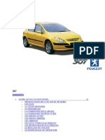 Peugeot 307 (Jan 2002 Mars 2002) Mode Emploi Manuel Guide PDF