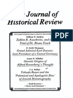 TheJournal of Historical Review Volume 04 Number 3-1983