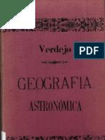 GEOGRAFÍA ASTRONÓMICA_FÍSICA Y POLÍTICA.
