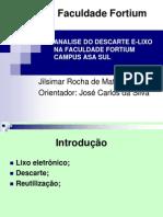 apresentaçãoLixoEletronico