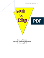 The Path to College