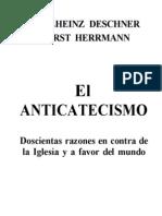 Deschner Karlheinz - El Anticatecismo