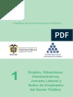 Cartilla de Administracion Publica