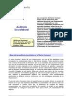 Octubre 2006 - Auditoria Sociolaboral
