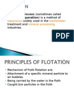 Principles of Flotation