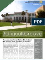 The Lingual Groove Dec 2012