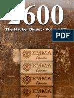 2600 the+Hacker+Digest Volume 26