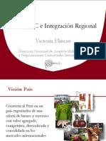 Tlc integracion regional