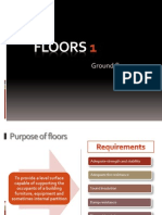 Different types of floors