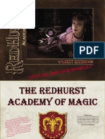 Redhurst Academy of Magic