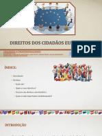 Direitos dos cidadãos europeus - CP ... ACT 4