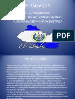 EL CONTRABANDO EN EL SALVADOR ALUMNO JAVIER IVAN MONROY BUSTINZA.pptx