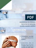 Presentación Caso Clínico De Lactante Con Macrocefalia